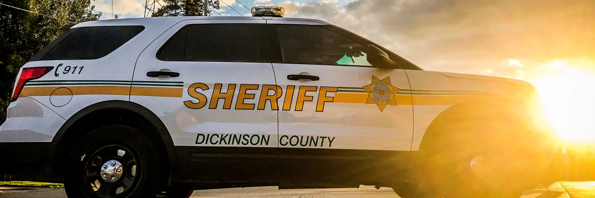 Home - Dickinson County Sheriff's Office, Spirit Lake, Iowa